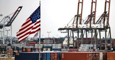 ABD'de dış ticaret açığı Mart'ta yüzde 11,6 artarak 44,4 milyar dolara yükseldi