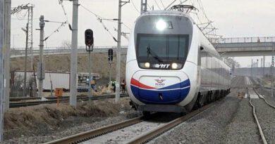Ankara-Sivas YHT projesiyle iki il arasındaki mesafe 12 saatten 2 saate düşecek