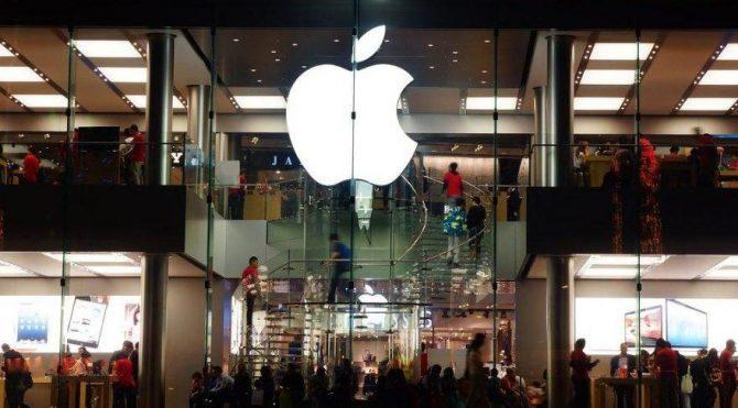 Apple, ABD'de 100 mağazayı daha açıyor