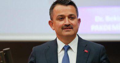 Bakan Pakdemirliden istihdam müjdesi: 2 bin 153 kişi alınacak