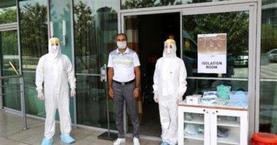 Bakanlığın oteller için şart koştuğu 'izolasyon odası' Antalya'daki 5 yıldızlı otellerde hazırlanmaya başlandı