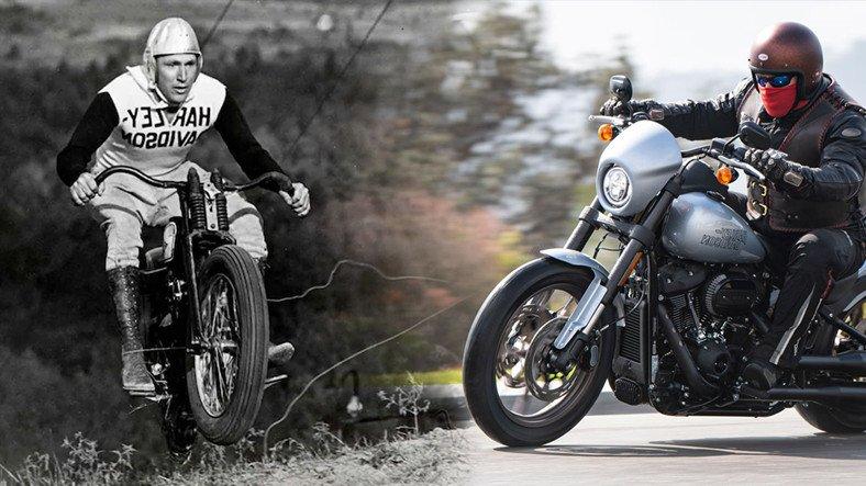İki Tekeri Özgürlükle Buluşturan Harley Davidson'ın Motorları ve Tarihi Teknoloji