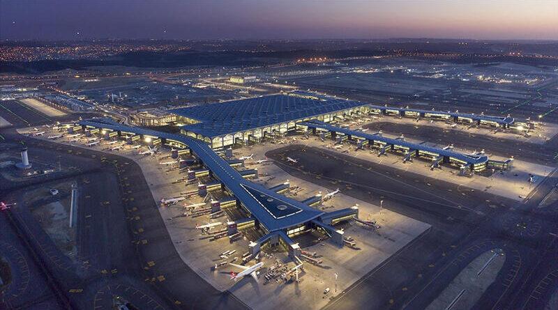 İstanbul Havalimanı bir ilki daha başardı