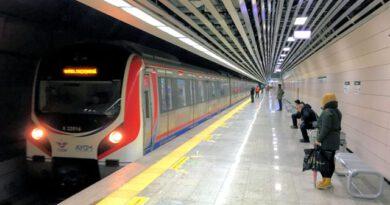 Marmaray'dan ilk yurt içi yük treni yarın geçecek