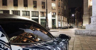 Maserati, Yeni Süper Otomobili MC20'nin Kamuflajlı Fotoğraflarını Paylaştı