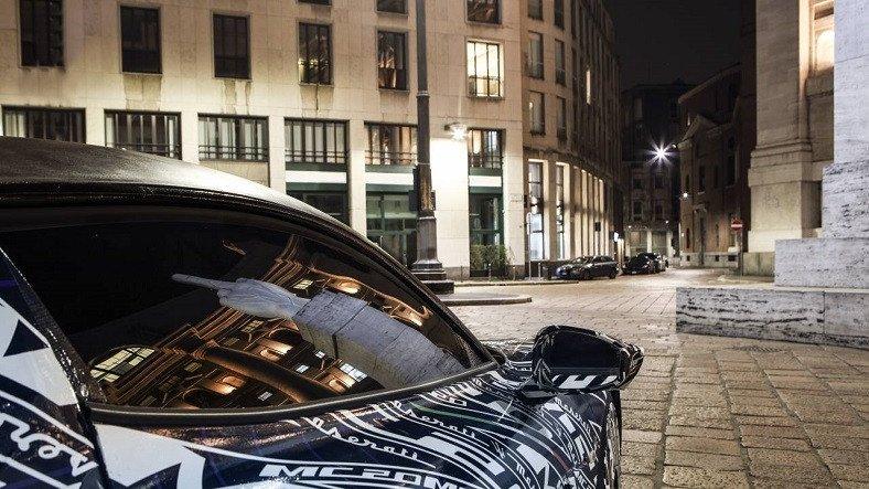 Maserati, Yeni Süper Otomobili MC20'nin Kamuflajlı Fotoğraflarını Paylaştı Teknoloji