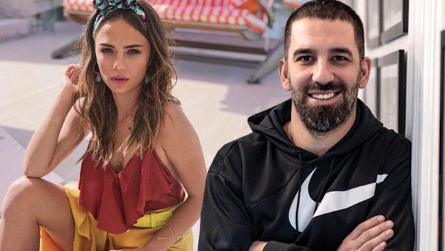 Oyuncu Bahar Şahin'den gülümseten çocukluk itirafı: Galatasaraylı olduğum için Arda Turan'a aşıktım