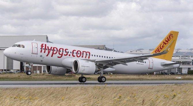 Pegasus 401 milyon TL zarar açıkladı