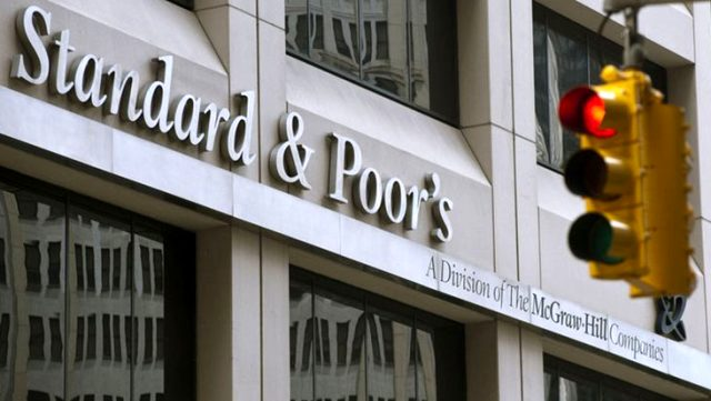 Son Dakika: Kredi değerlendirme kuruluşu Standard & Poor's, Türkiye'nin kredi notunu teyit etti