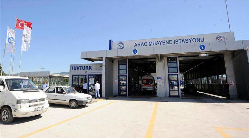 Son dakika... Araç muayene süreleri 30 Eylül'e kadar uzatıldı