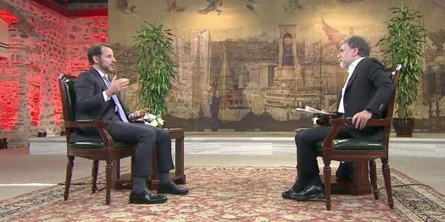 Son dakika haberi... Bakan Albayrak'tan CNN TÜRK'e önemli açıklamalar | Video Ekonomi