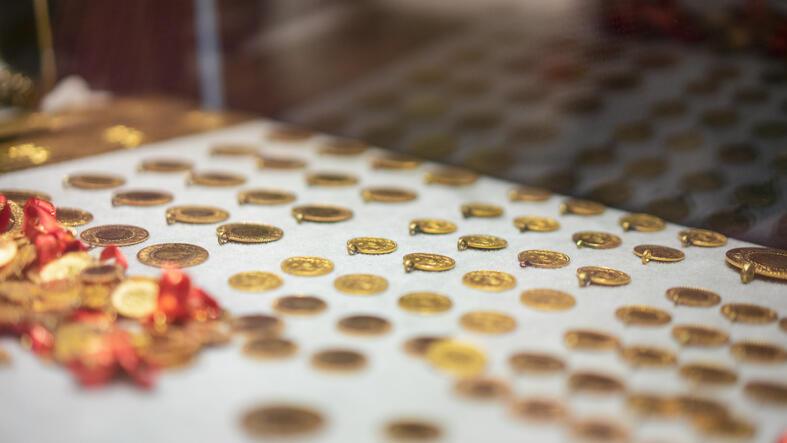 Altının gramı ne kadar, çeyrek altın kaç TL? Cumhuriyet altını fiyatları ne durumda? 07.09.2020 Ekonomi