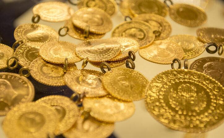 Gram altın, cumhuriyet altını ve çeyrek altın ne kadar? Son dakika altın fiyatları... Ekonomi