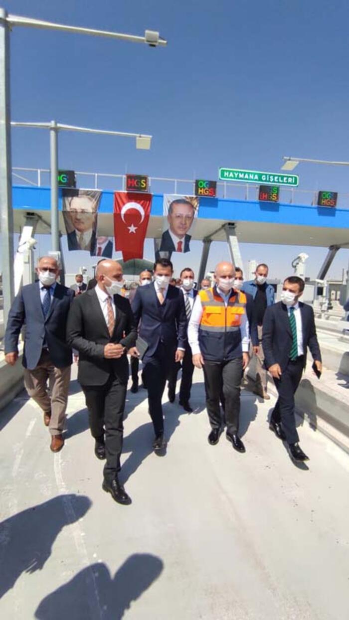 Son dakika... Bakan Karaismailoğlu'dan Ankara-Niğde Otoyolu'nda inceleme Ekonomi
