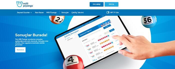 27 Ekim Süper Loto sonuçları belli oldu! Bugünkü Süper Loto sonuçları! Millipiyangoonline Süper Loto bilet sorgulama ekranı! Ekonomi