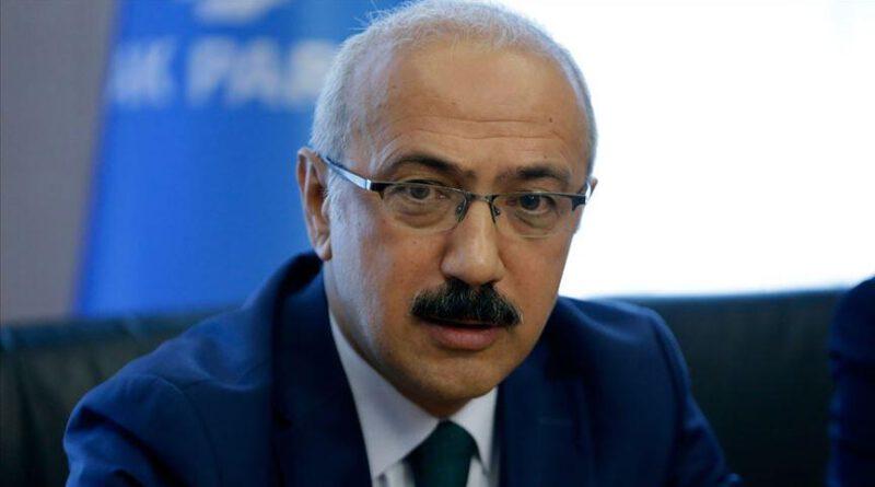 Son dakika... Hazine ve Maliye Bakanı Lütfi Elvan'dan 'büyüme' yorumu Ekonomi